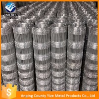 alibaba china factory hot galvanized type cattle fence/woven wire mesh forcattle fence