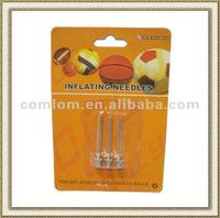 3 pcs Set Ball Inflating Needles, Inflator Needles CL2Q-PN01