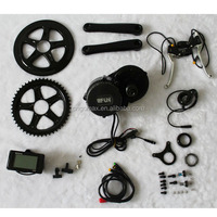 Motorized Pedal Bike 48V 1000W Bruhsless Motor Smart 250W Electric Bicycle Conversion Kit