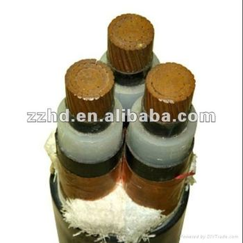 xlpe insulated multi strand copper electrical cables