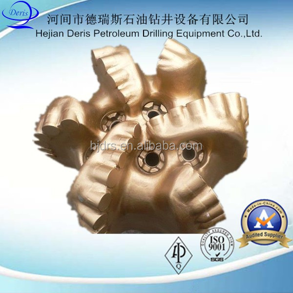 API 152mm rock diamond pdc drill bits for oil well rotary drilling rigs price