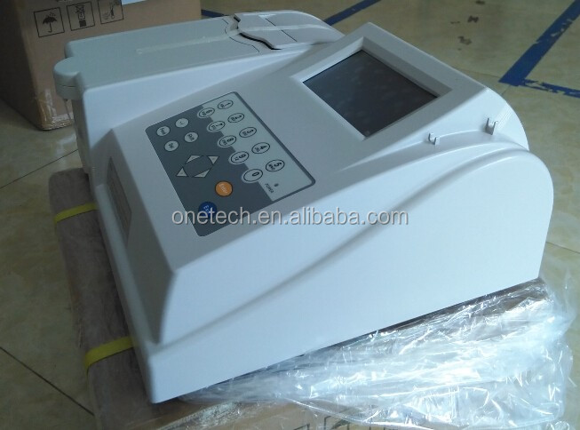 Semi auto chemistry analyzer / Popular clinical laboratory equipment Semi automatic biochemistry analyzer price BC11