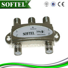 [SOFTEL]multi diseqc switch 4*1 satellite switch 4x1 diseqc switch