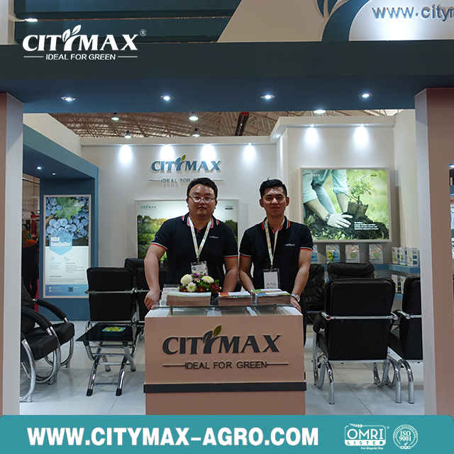 Citymax organic liquid fertilizer fulvic acid
