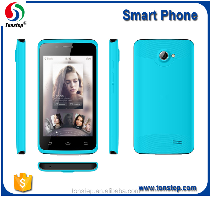 SC7715 Dual Core 4 inch Android 3G smartphone