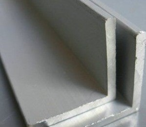 Aluminium L shape profile