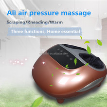 multifunction air pressure full cover infrared heating foot massage