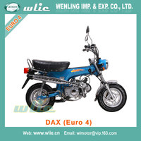 Hot selling products 110cc 125cc gorilla monkey dax motorcycle msx ksr retro hond a mini bike dirt 100cc ax100 Dax 50cc (Euro 4)