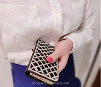 Black For Girls For Various Mobile Phone Bling Luxury Rhinestone Wallet Leather Crystal Gem Case