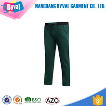 Custom Twill Cotton Harem Pants Blank Chino Jogger Pants for Men Multi Color Sport Sweat Pants