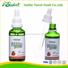 Fruit Flavor Liquid Stevia Of Food Additives