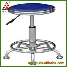 Lab furniture type Adjustable metal lab stool/lab chairs