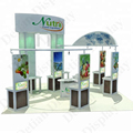 All Side Open Aluminium Alloy 20 by 20 Exhibition Stand for Sale Show