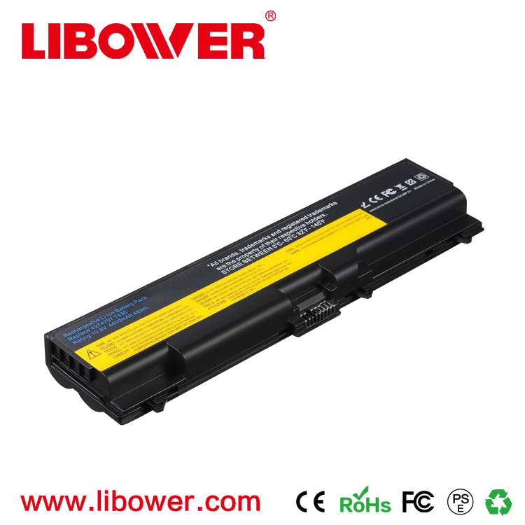 top ThinkPad L512 L520 Libower laptop battery 4400mAh economic for applied ROHS For LENOVO far out functional battery in