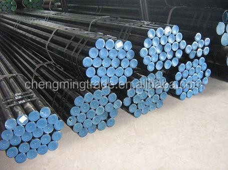 Low price BS1139 and EN 39 Seamless Carbon Steel Pipe for GAS and oil pipeline