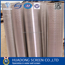 Stainless Steel Wire wrapped Screen Casing Pipe/Johnson Water Well Screen Pipe