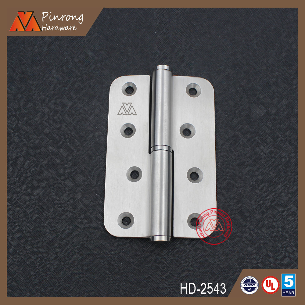 403025 ODM OEM Factory direct Stainless steel satin & Polished Detachable type H hinge for wooden & plastic door