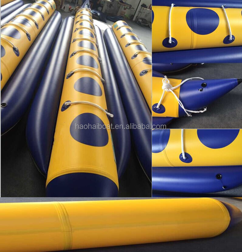 Inflatable Banana boat of CE certificate
