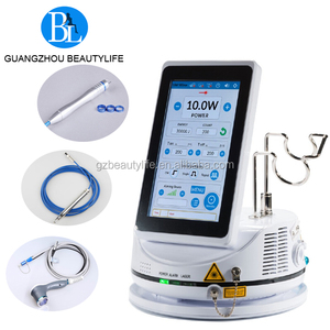 medical applications of lasers 980nm/1064nm Diode Laser PLDD treatment Machine