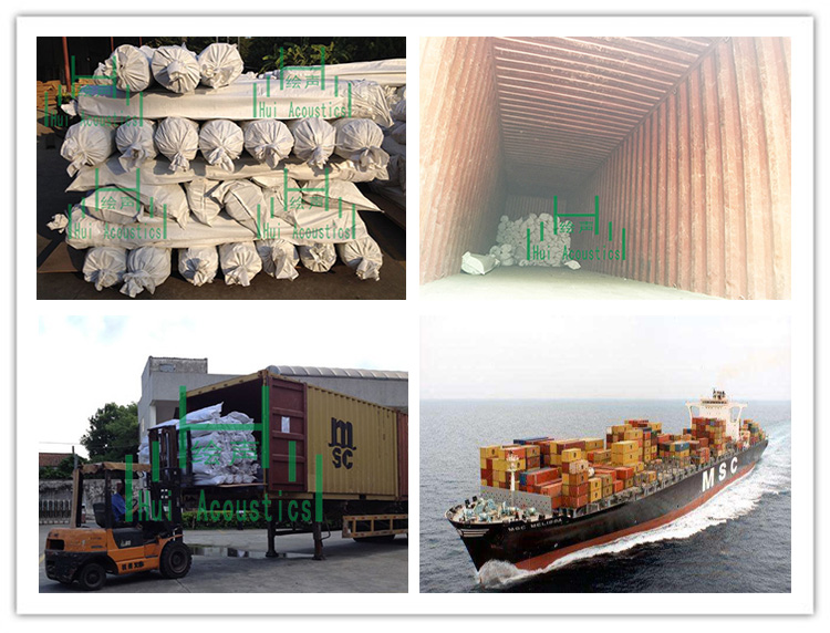 Noise Barrier Shipping