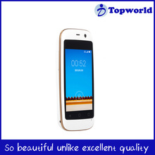 Original 2.45'' ELEPHONE Q MTK6572W Dual Core 3G mini smartphone 512MB RAM 4GB ROM Android 4.4 Smart Mobile Phone GPS Bluetooth