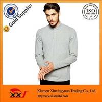 long Sleeves 100 Cotton Men softextile wholesale t-shirt Polo T Shirt softextile dry fit t-shirt