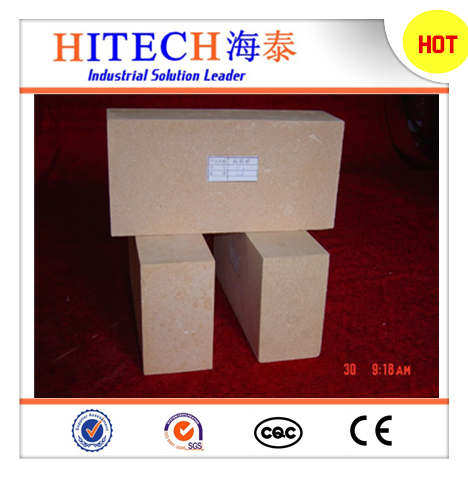 Zibo Hitech high density high alumina refractory brick for coke oven