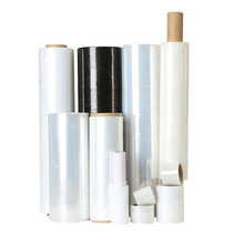 Alibaba supplier casting mini roll stretch film