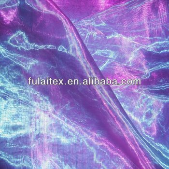 Crystal Organza Curtain Fabric