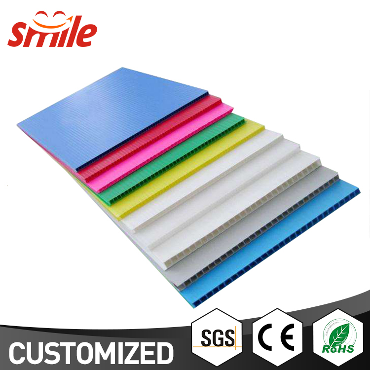 New Style Plastic Insulated Corrugated Sheet Polycarbonate Hollow Sheet