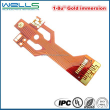 Single side and double sides flexible flex PCB FPC