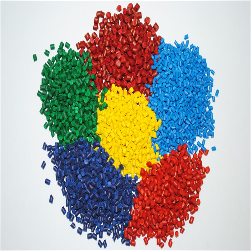 plastic raw materials blue color masterbatch for plastic injection
