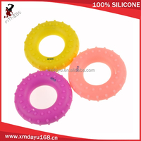 fashion fitness silicoone grip ball ring shape