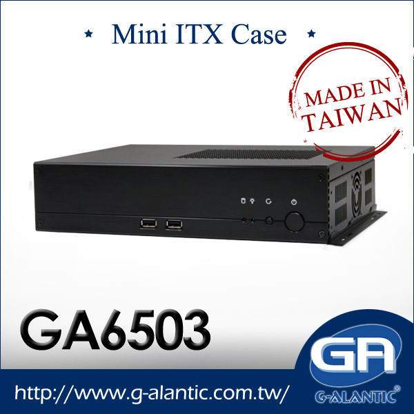 GA6503- Real factory Mini ITX Case/hot selling ITX computer case in good price