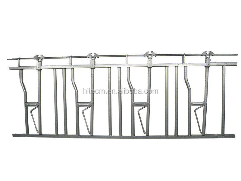 Cattle fencing panels metal fence , HDG