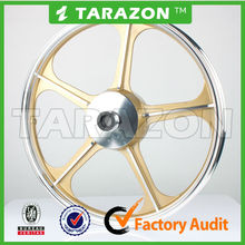CNC stunning Aluminium alloy motorcycle wheels rims