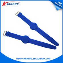 Waterproof RFID silicon wristband