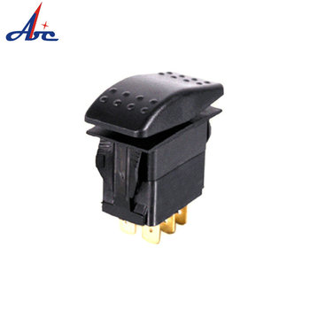 M01 ON-OFF SPST 2 terminal ARB type led marine switch