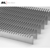 Webforge Stainless Steel Driveway Grates Sheet