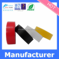 UL good adhesion wonder pvc electrical insulation tape, pvc red electric tape
