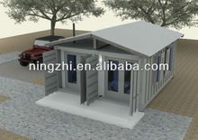 Pre-made container kit homes