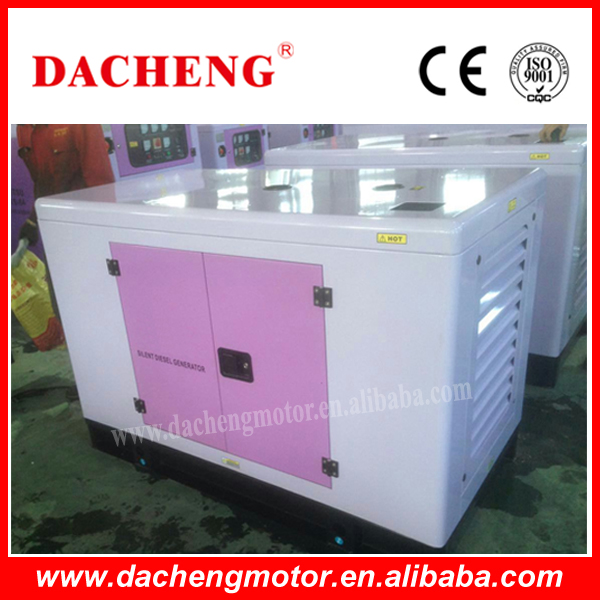 weichai ricardo series 30kva power diesel generator set