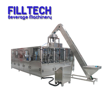 Bottle mineral water producing equipment machine line 20 liter water bottle filling machine