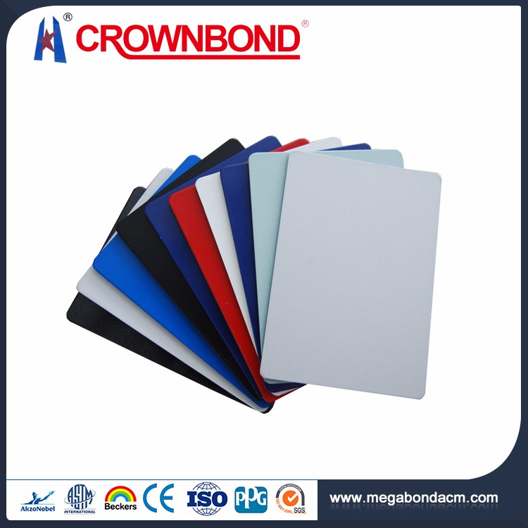 Crownbond Aluminum lightweight interior decoration wall panel building materials,waterproof interior wall decorative panel
