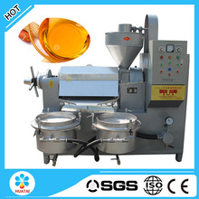 Henan Huahai automatic groundnut oil screw press oil expeller price