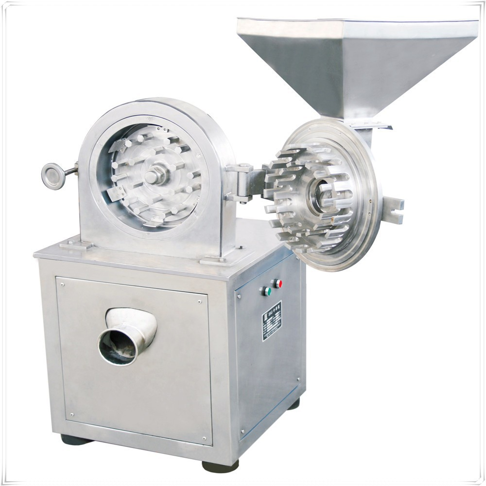 Small Chinese Herb Pulverizer/Grinding Machine for Laboratory Use