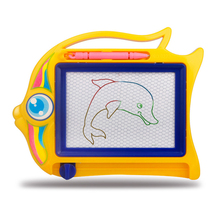 Children Intelligence Toy Educational Erasable Plastic Magnetic Drawing Board