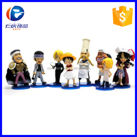 Eco-Friendly Plastic One Piece Figure Toy