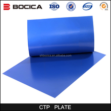 Wholesale Price Customized Brand Blue Coating Toyobo Photopolymer Plate