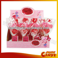 valentines day candy gifts / lollipop bouquet